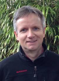 Vorstand Bayer Ski-Club Stefan Braeker