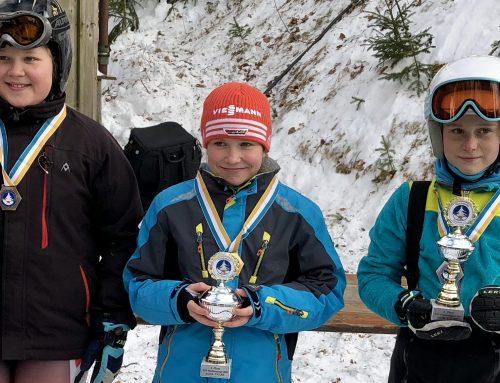 Rennsport kids erfolgreich bei Westdeutscher Meisterschaft