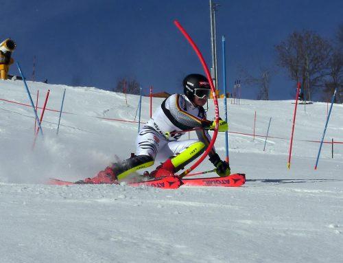 Roman Frost debütiert im Ski-Europacup