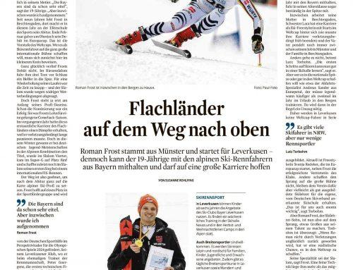 Reportage Kölner Stadtanzeiger 22.03.19