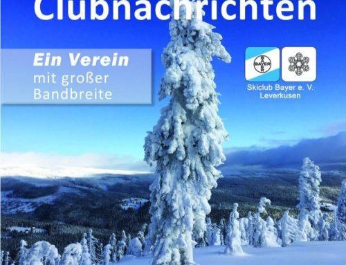 Neueste Ausgabe Clubnachrichten
