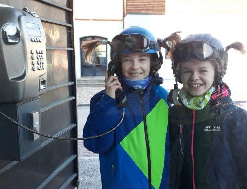 Ein Teilnehmerbericht aus Wagrain / Familientour Ostern 19