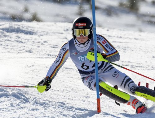 Roman Frost: Zweiter  internationaler Sieg und Nominierung für die Jugendweltmeisterschaft Ski Alpin
