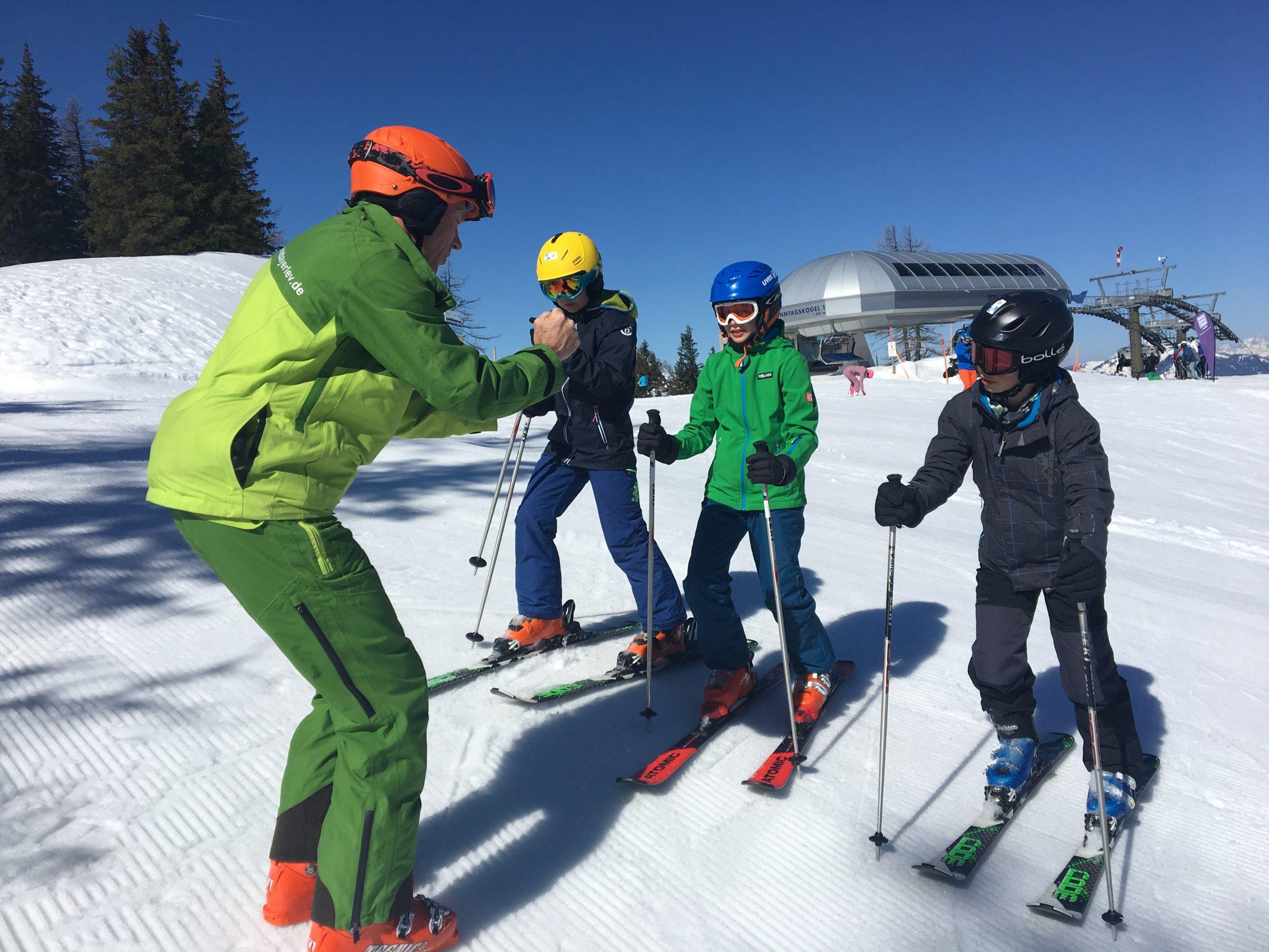 Ostern 2021: Saalbach-Hinterglemm Familien - Ski-Club ...