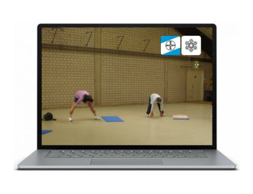 Digitales Fitness- und Konditionstraining