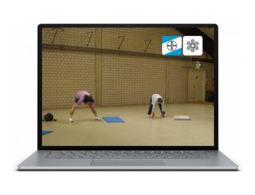 Digitales Fitness- und Konditionstraining
