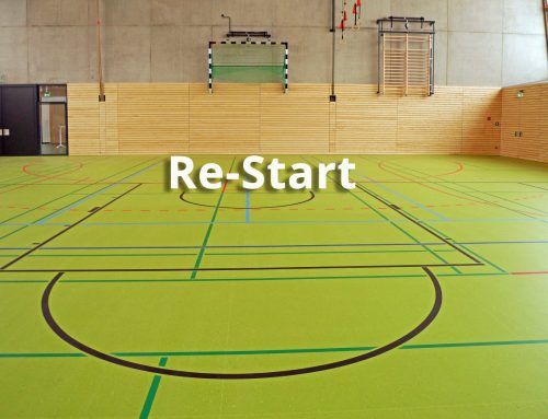 Wir starten das Breitensport-Programm